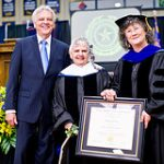 Louise Tobin Honorary Doctors from Texas AA University