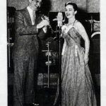 Louise Tobin and Benny Goodman